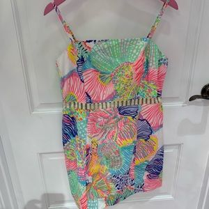 LILLY PULITZER ROMPER FOR SALE!!!!